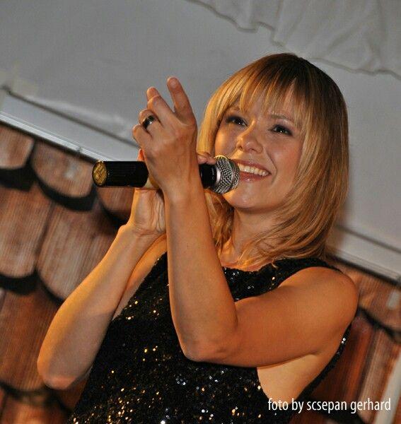 Francine Jordi in Krems