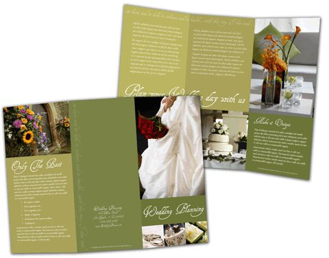 Best Brochures Images On   Brochures Free Stencils And
