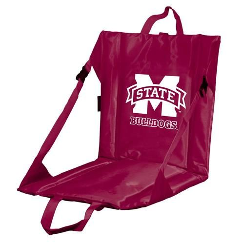Mississippi State Bulldogs Stadium Seat With Back