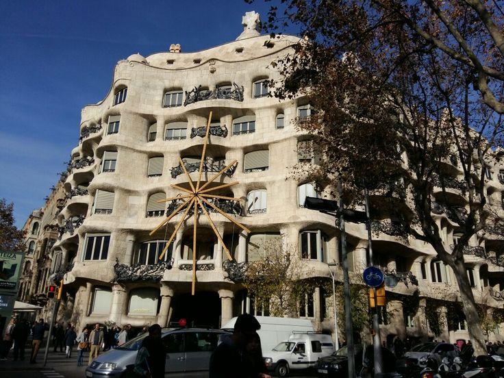 Gaudi 🖑🖐  Foto: Juan Rivera