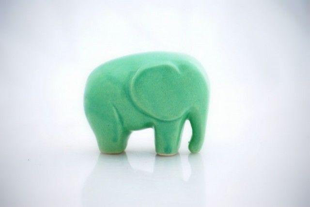 Elephant Vert Etsy