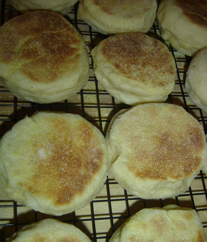 English Muffins | baking | Pinterest