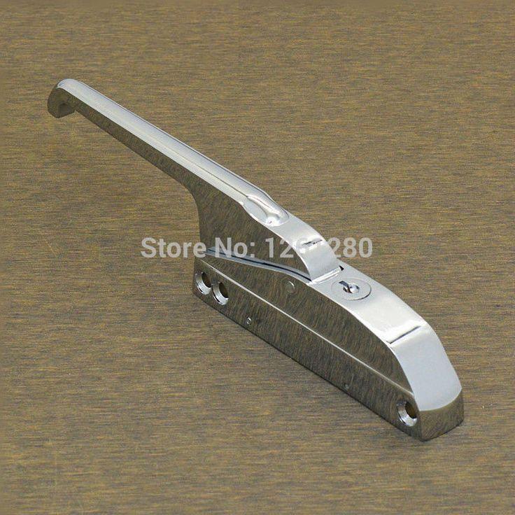 free shipping Freezer handle oven door hinge Cold storage door lock  latch hardware door pull part Industrial hardware plant
