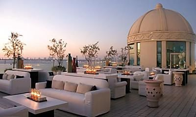 Mumbai's Finest Rooftop Lounge: The Dome - Intercontinental