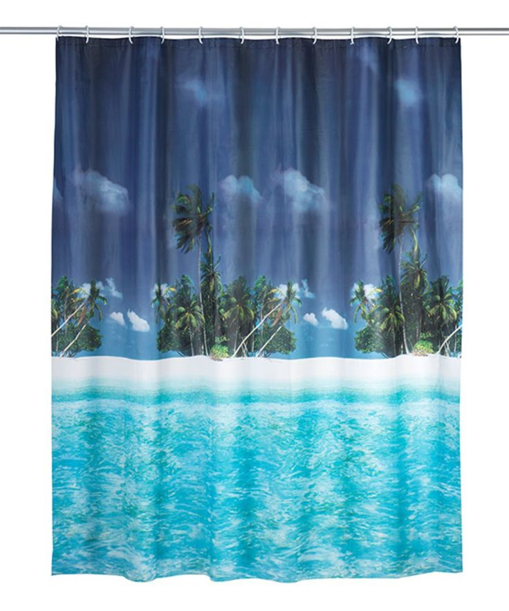 Take a look at this Palm Beach Shower Curtain today!