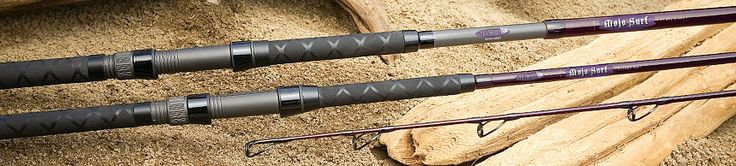 St.Croix Mojo Surf Fishing Rods