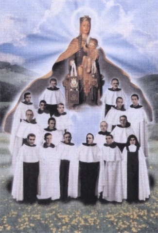 Blessed martyrs of Catalonia, victims of the leftist religious persecution during the Spanish Civil War