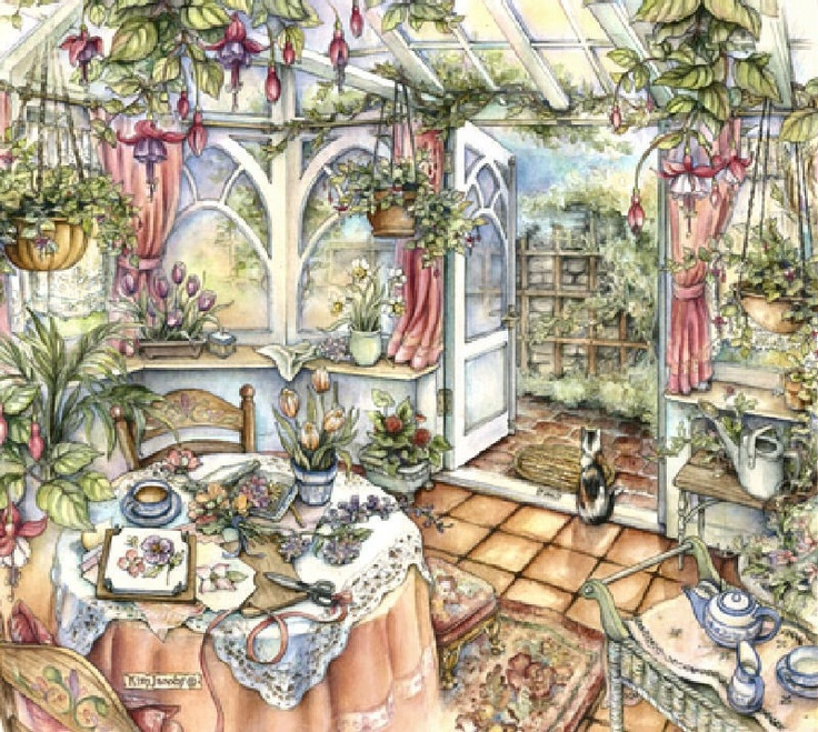Kim Jacobs - Capturing Memories - my dream solarium.