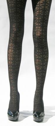 Works of Rotorua fashion designer Leilani Rickards include these gorgeous Koru tights. Congratulations Iwi Creations on your win at the Miramoda Maori Fasion Awards