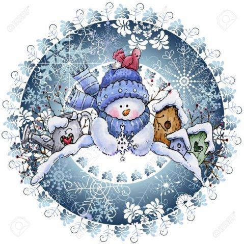 Картинки для декупажа.(из интернета) часть 4. - запись пользователя Sofy (Софи) в сообществе Картинки для творчества в категории Новый год и Рождество