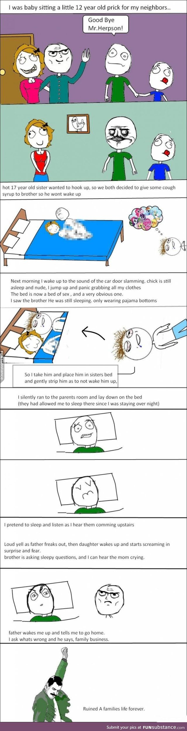 Favorite rage comic of all time