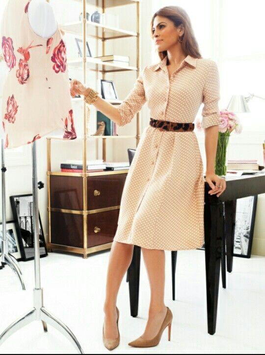 Eva Mendes style