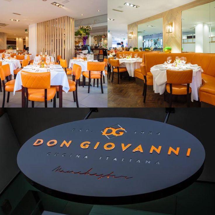Don giovanni italian restaurant manchester