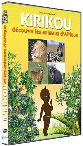 Amazon.fr - KIRIKOU découvre les animaux d'afrique - Jean-François Bordier : DVD & Blu-ray