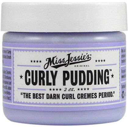 Miss Jessie's Curly Pudding - A splendid emulsion for your curls, kinks and waves without crunch!
