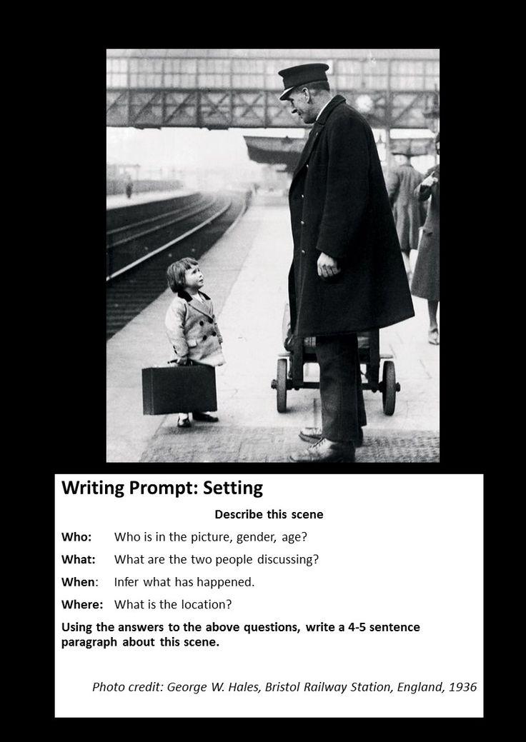 Writing Prompt: Setting