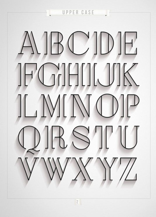 Font of the day: London | Typography | Creative Bloq