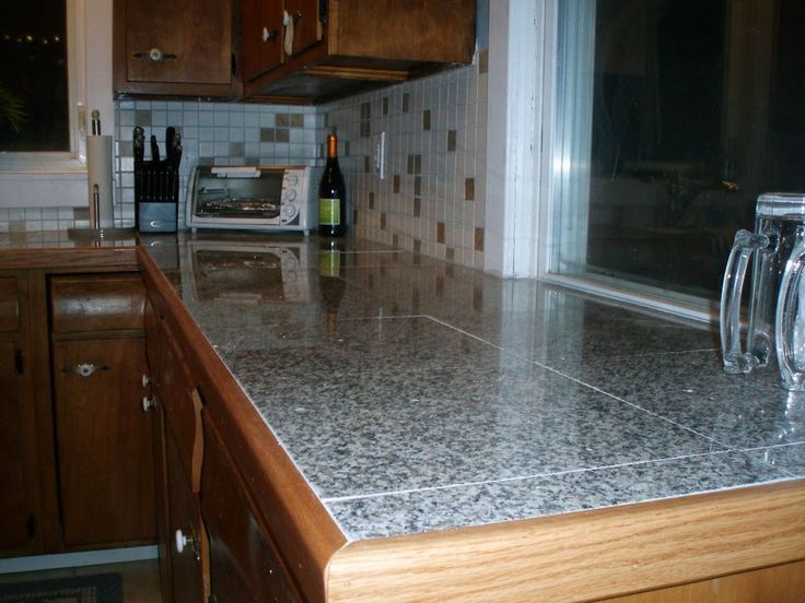 Cover Kitchen Countertops With Granite