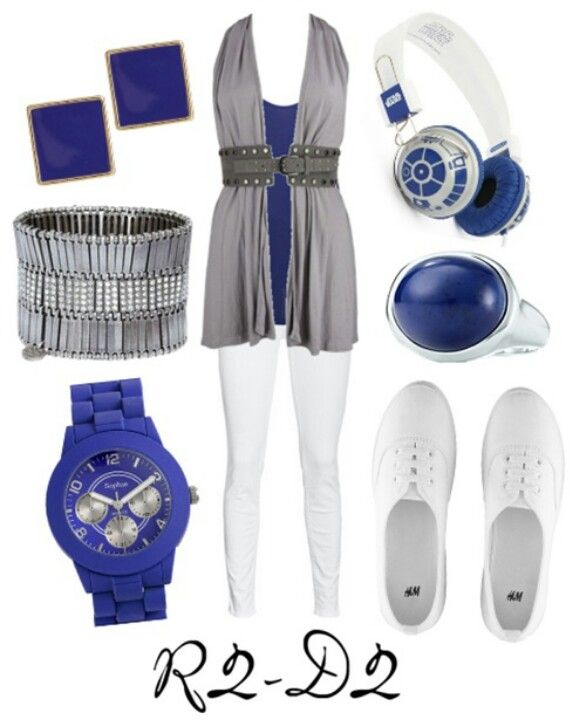 r2d2 outfit #starwars