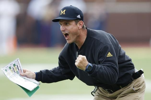 Michigan Football Must Continue Recent Dominance in Road Test vs. Maryland