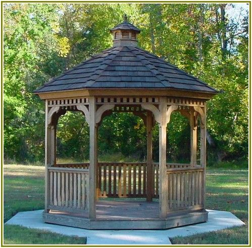 Monumental Patio Screen Gazebo
