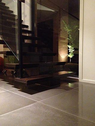 polished concrete tiles - Google Search