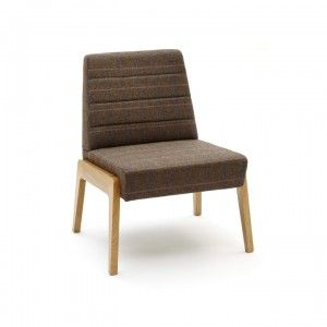 GoGo Armless Mid Back Lounge Chair from Knightsbridge Furniture