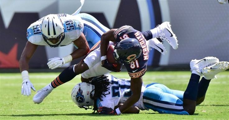 2017 NFL Preseason—What We Learned From The Chicago Bears-Tennessee Titans Game
