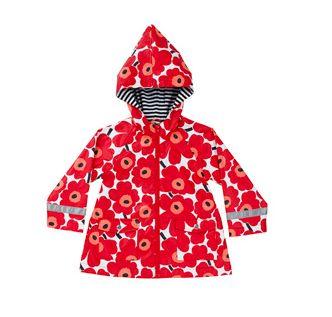 Marimekko raincoat for kids