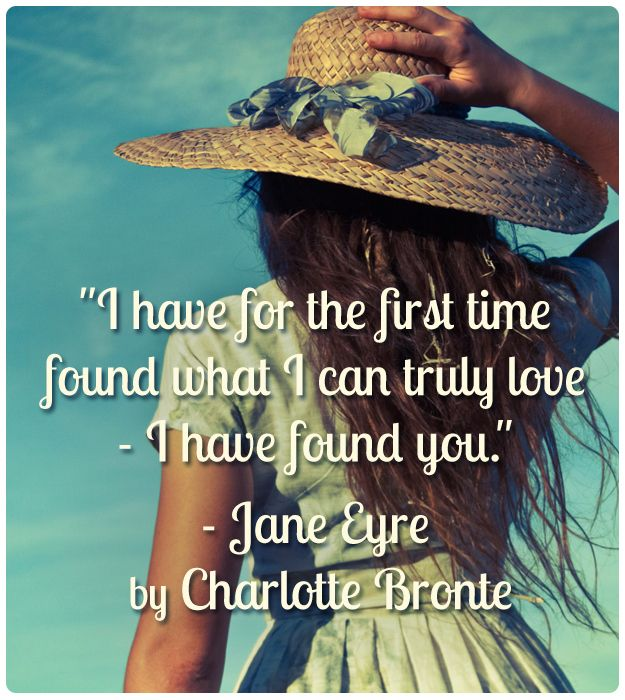 Jane Eyre by Charlotte Brontë | 21 Beautiful And Unique Wedding Readings From Books