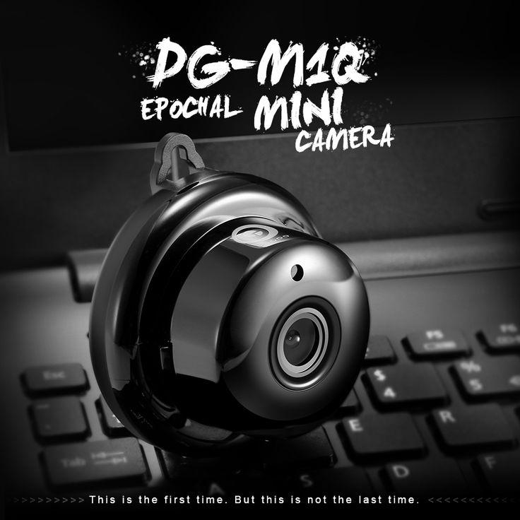 Digoo DG-M1Q 960P 2.8mm sans fil mini vision nocturne WIFI Smart Home Security caméra IP Onvif moniteur