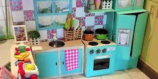 Risultati immagini per cucina diy cartone