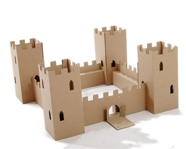Игрушки из картона для детей