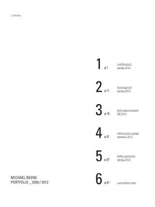 I think this is a boring TOC. It is too simple. It does get the point of the table of contents but it needs more.