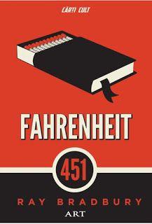 Dreams Have Wings: Recenzie: Fahrenheit 451 de Ray Bradbury