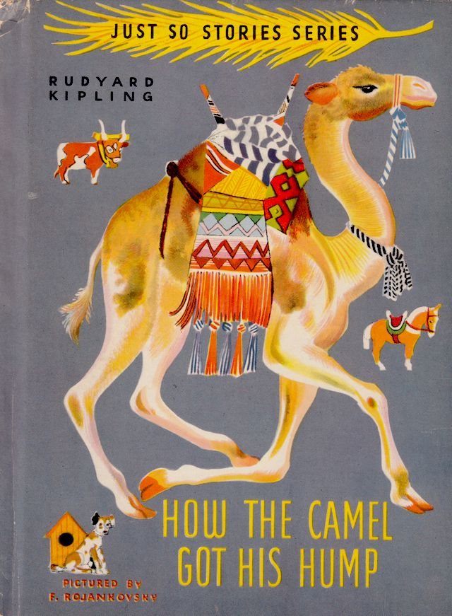 87 best camel books images on pinterest christmas cards christmas how the camel got his hump just so stories series by rudyard kipling fandeluxe Images