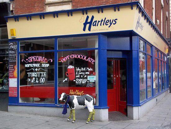 Hartleys Coffee & Sandwich Bar, Nottingham: 367 Bewertungen - bei…