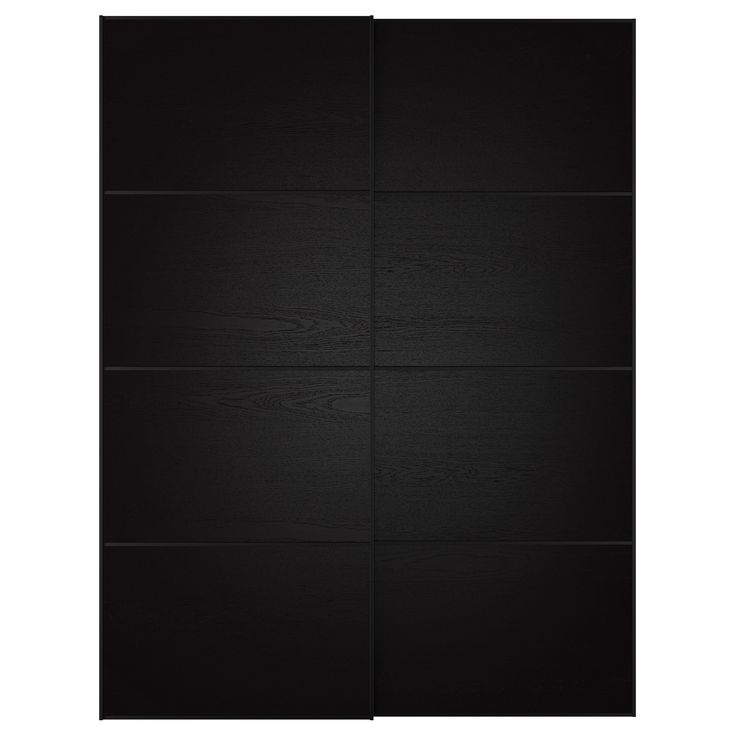 ILSENG Pair of sliding doors - 150x201 cm, - IKEA