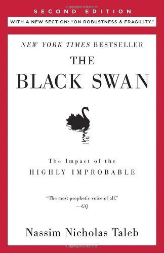 What is the Black Swan? The Black Swan logic makes what you don't know more pertinent than what you do know. Elegant, surprising, and universal in its applications, The Black Swan will change the way you look at the world as it accentuates almost everything about it, from the rise of religions to events in our own personal lives. A black swan is a highly improbable event with three principal characteristics: it is unpredictable, it carries a massive impact, and it seems explainable after the…
