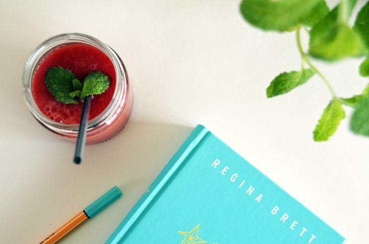 #Watermelon #coctail #mint #book