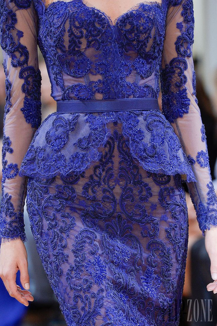 Zuhair Murad - Couture - Fall-winter 2013-2014 - en.flip-zone.com/... - ©PixelFormula