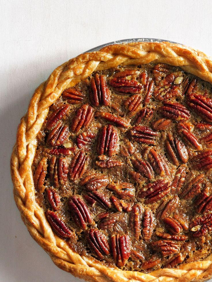 Old-Fashioned Pecan Pie  - CountryLiving.com - very good, molasses taste is recognizable