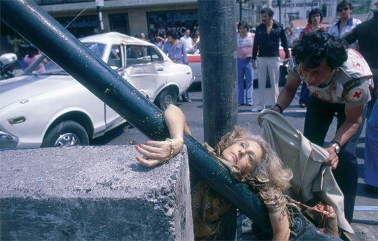 VICE: Enrique Metinides photographer #fotografia #mexico #gore
