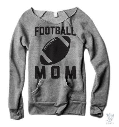 Football Mom Sweater