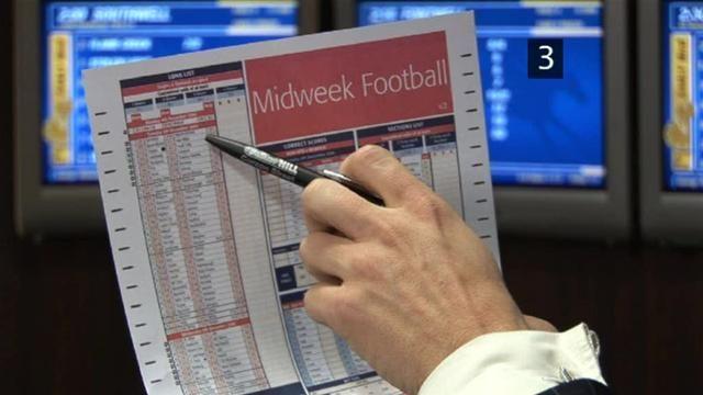 betting shop football coupon