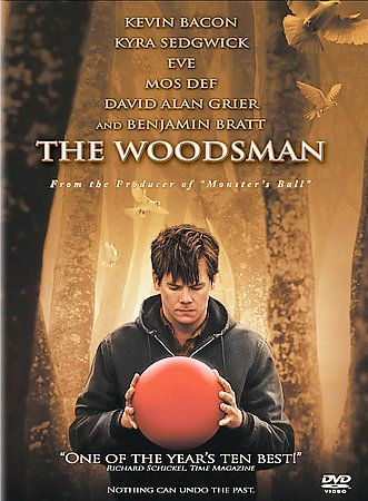 Kevin Bacon Kyra Sedgwick Mos Def David Alan Grier The Woodsman DVD 2005 Movie