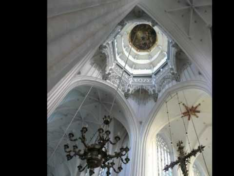 """Franck's """"Alleluia"""" from Choeur de Pâques by the King's College Choir of Cambridge"""