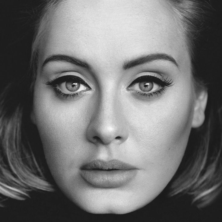 ADELE – She's amazing. The emotion in her music is just moving