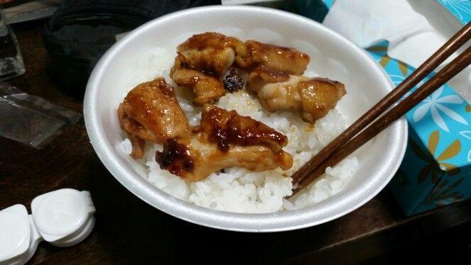 simple鶏丼!(笑)