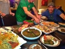 HGTV Property Brothers celebrate Persian New Year with great food